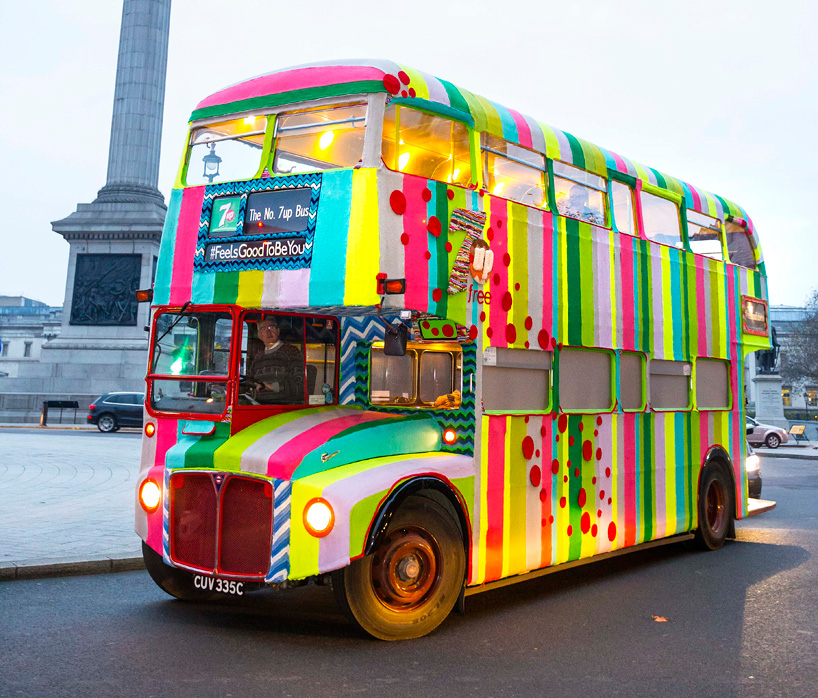 knitted bus 6