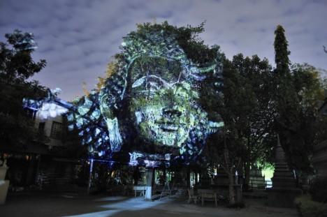 light art projection briend 3