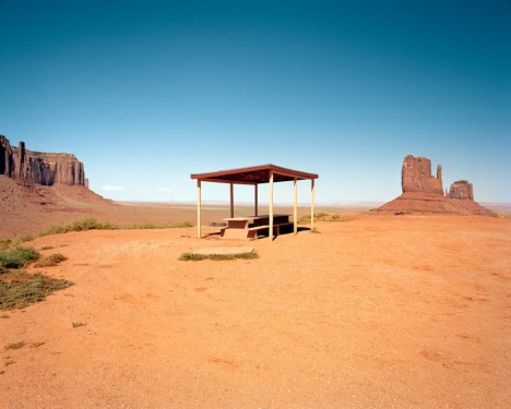 Last Stop Photo Book Documents Vanishing US Rest Stops - Map of us rest stops