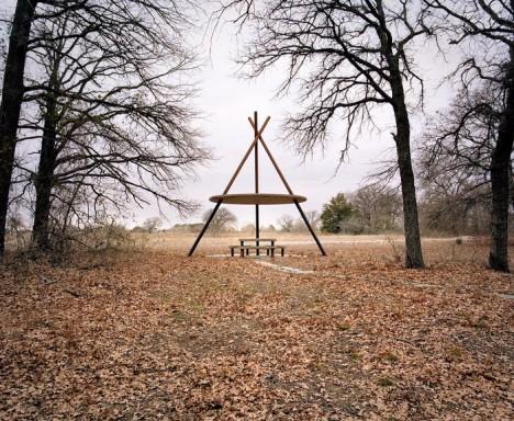 rest stop picnic area