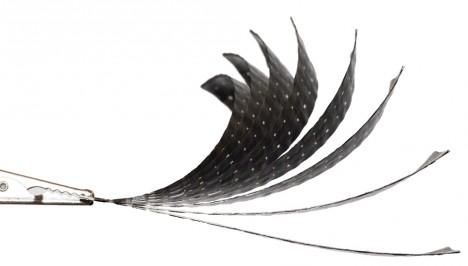 shape changing carbon fiber