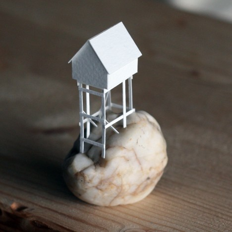 small perched building design