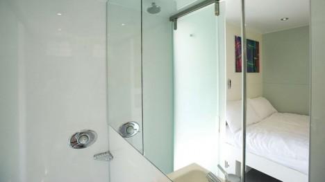 snoozebox door room divider
