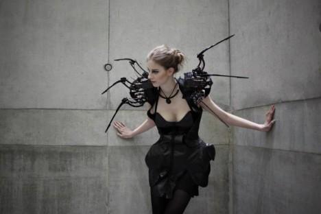 spider dress 1.0