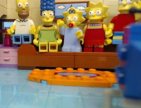 star gore simpsons lego 2