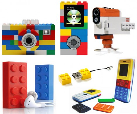 strange LEGO gadgets 1