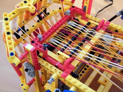 strange LEGO loom 2