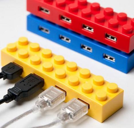 working LEGO gadgets 2