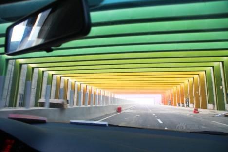 China Rainbow Tunnel 4a