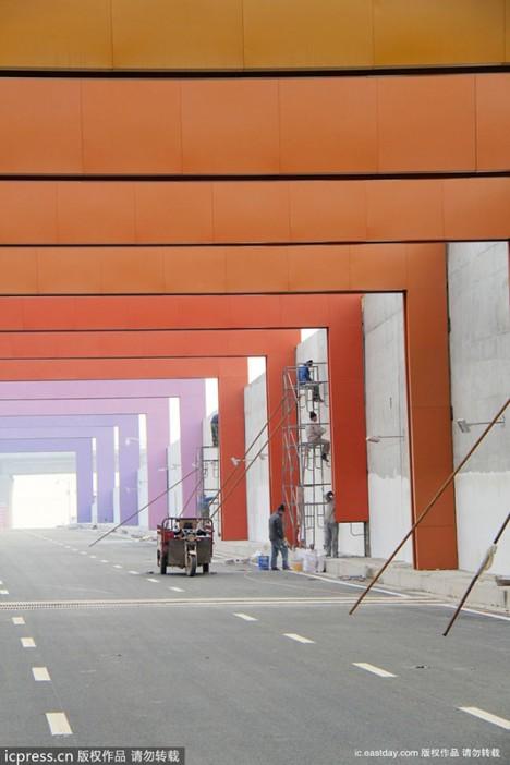 China Rainbow Tunnel 5b