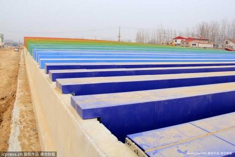 China Rainbow Tunnel 6