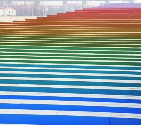 China Rainbow Tunnel 6a