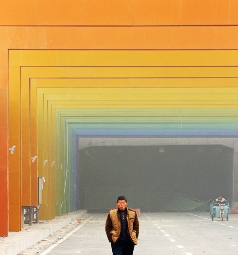 China Rainbow Tunnel 7a