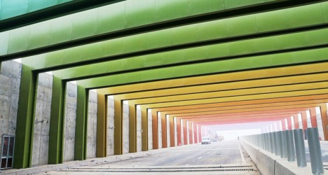 China Rainbow Tunnel 7b