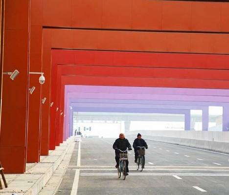 China Rainbow Tunnel 9a
