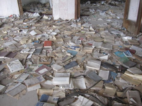 abandoned library 9a