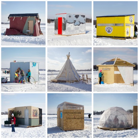 art shanty collection image
