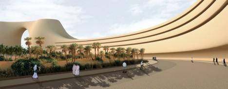 desert city individual community