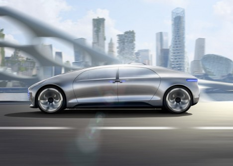 futuristic driveress car design