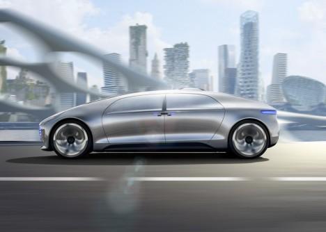 futuristic driveress car design