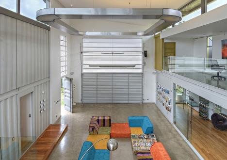 green house passive strategies
