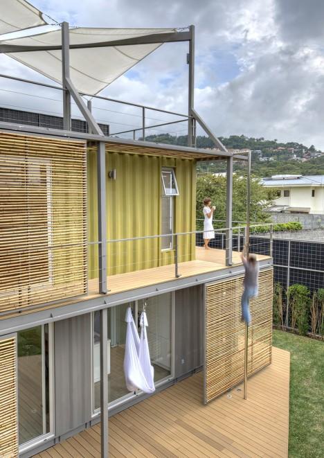 green house side slide