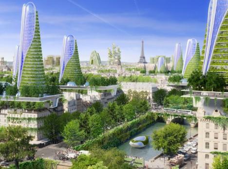 green paris of the future