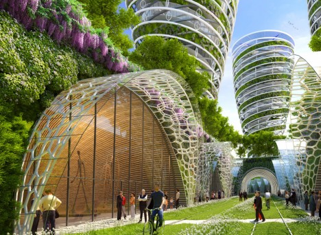 green path smart towers