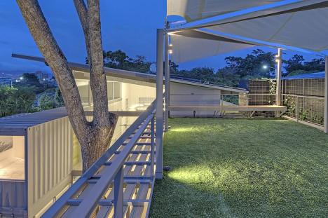 green upper deck designs