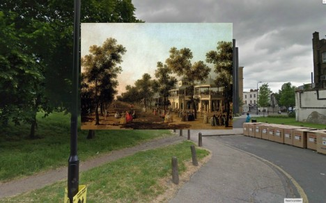 london gardens park neighborhood