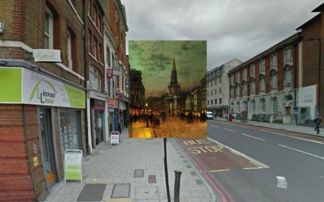 london history meets modernity