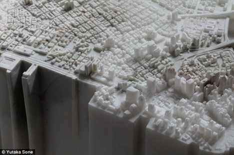 map art marble manhattan 2