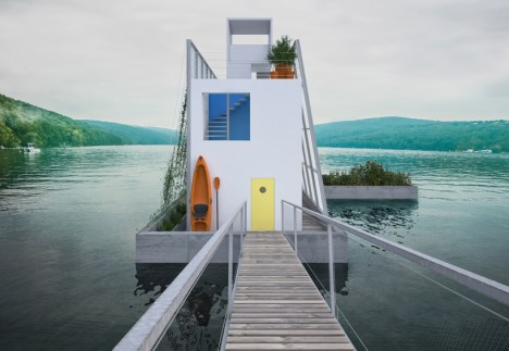 open source modular house