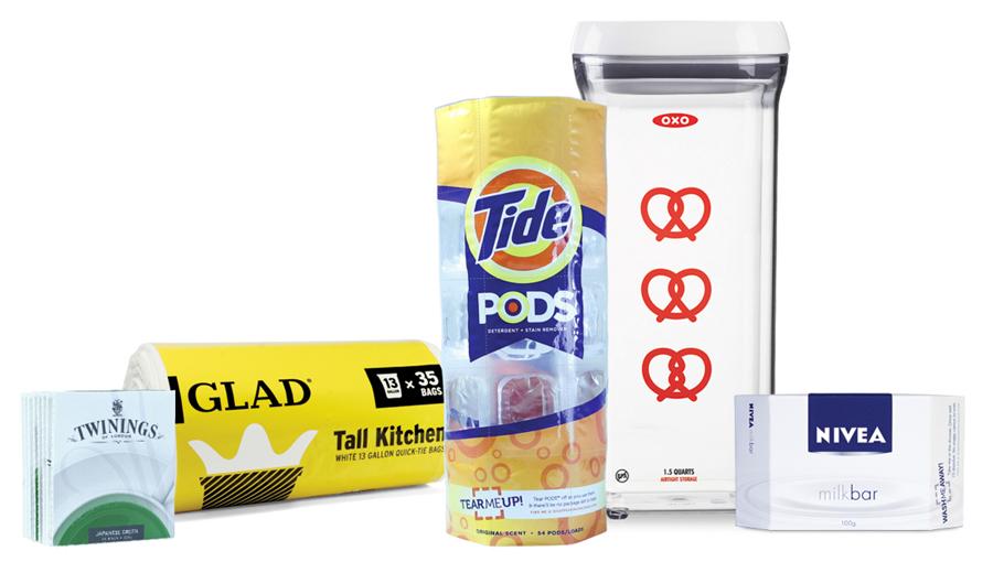 packaging redesigns