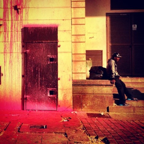 pink beware of color