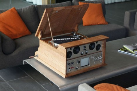 retro tech audio infuser 2