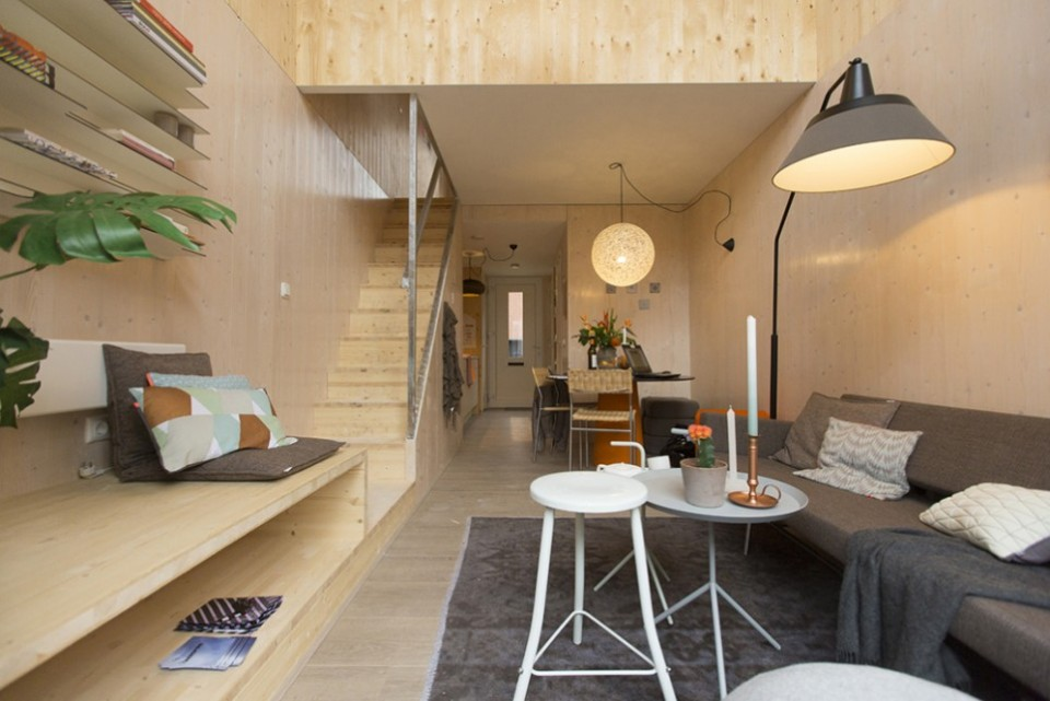 Skinny Portable House 2
