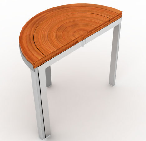 transforming table tree 2