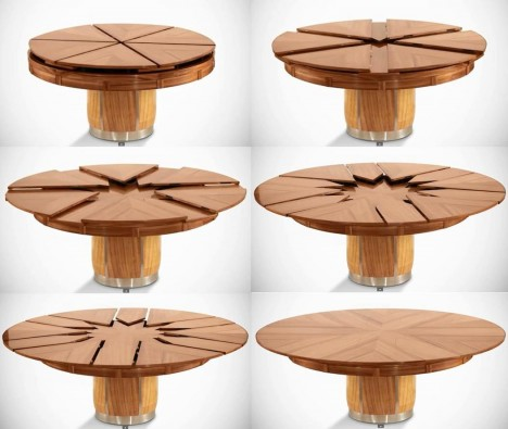 Transforming Furniture Table