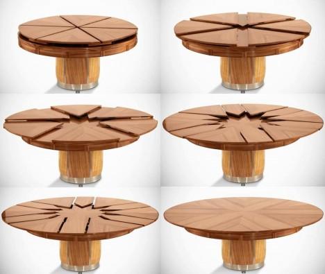 transforming tables capstan