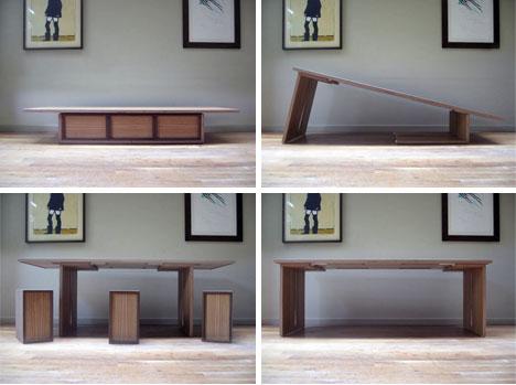 transforming tables flip 1