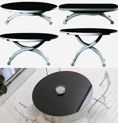 transforming tables ozzio 2