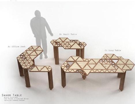 Transforming Tables Swarm 2