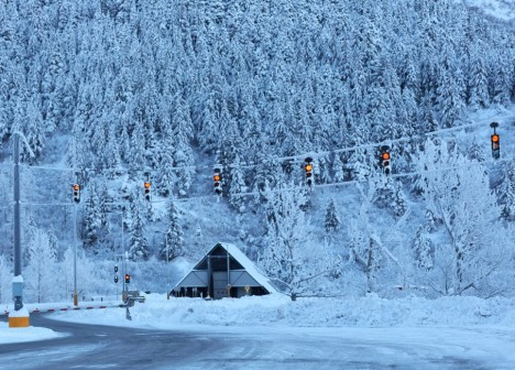whittier alaska tunnel entrance