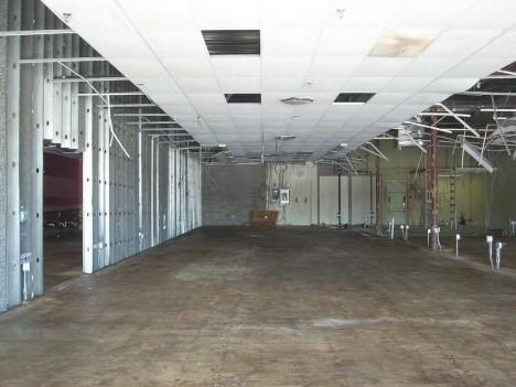 abandoned T&T nail spa Newport News 7a