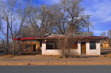 abandoned motel 6c