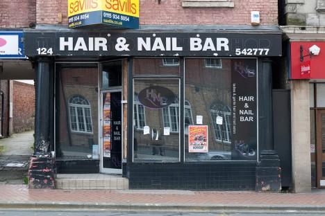 abandoned nail bar 5d