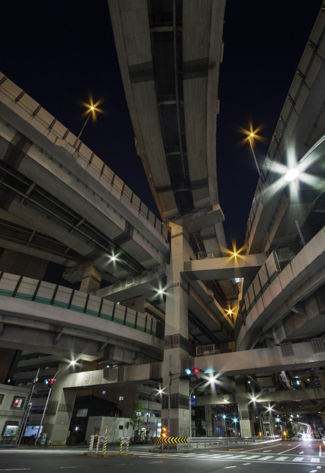 architecture japanese bridge infrastructure