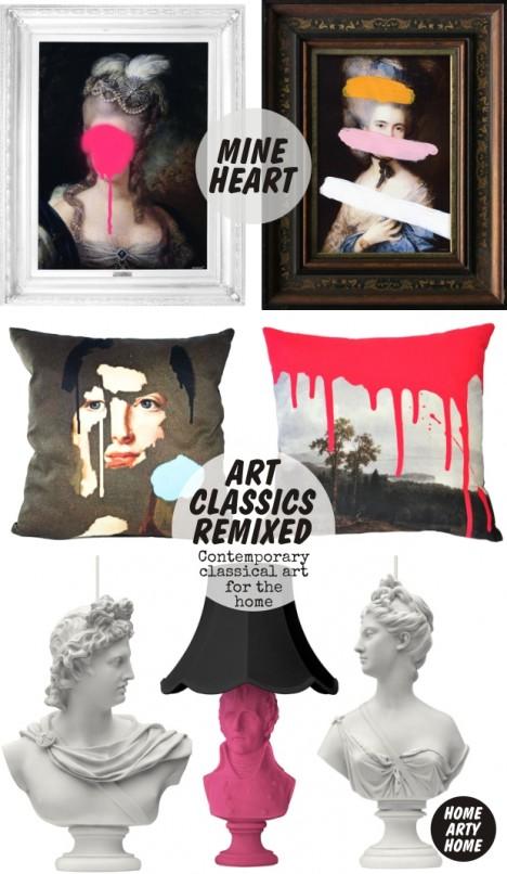 art classics remixed 2