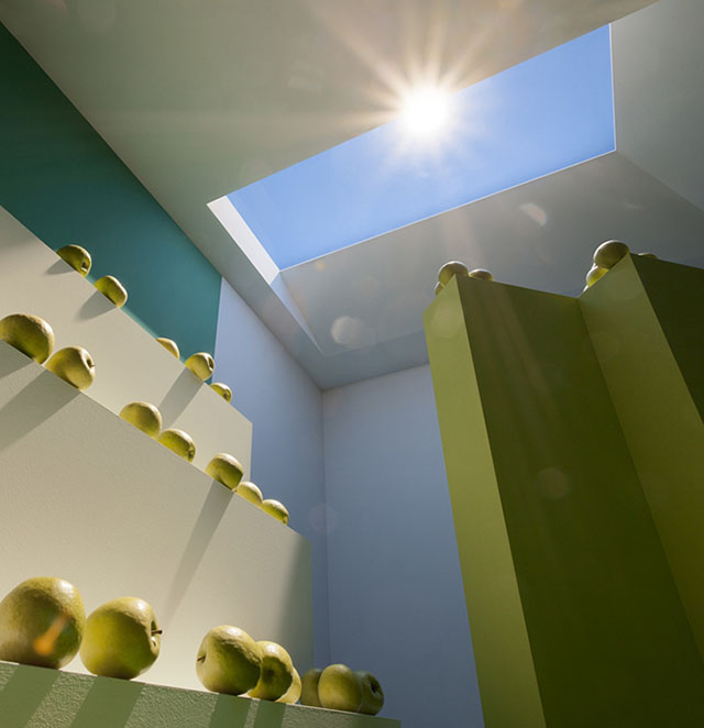 New Artificial Lighting Tricks Human Brain Into Seeing